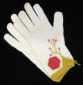Hand Knit Alpaca Gloves